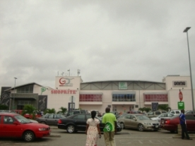 Mall in Nigeria